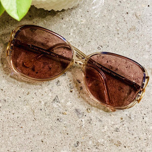 Vintage Accessories - vintage 1970s big eye sunglasses